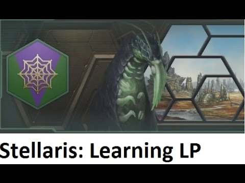 Stellaris Learning Let's Play: Ep 2 (Menus and Initial Solar System)