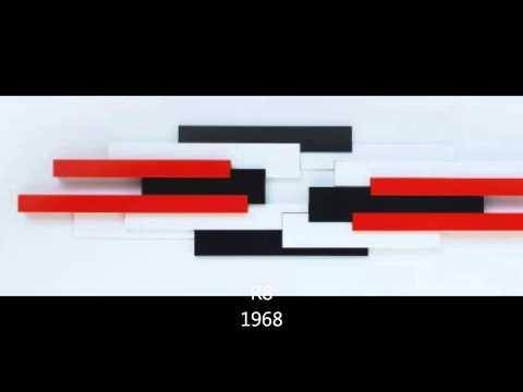 Joost Baljeu (1925 - 1991) - geometrisch abstract relief en constructies - Joost Baljeu