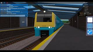 Train At GOthlan Part 2 In GCR Roblox