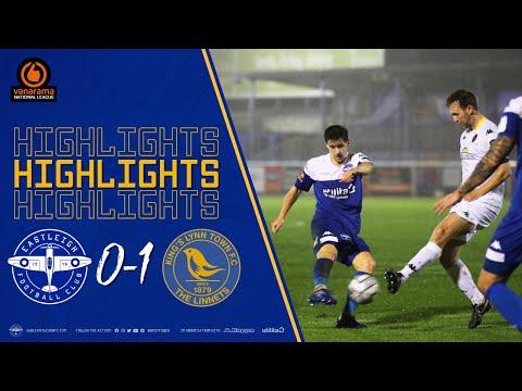 Eastleigh King's Lynn Goals And Highlights