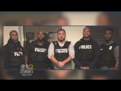 Detective's Testimony Spotlights Baltimore Police Corruption