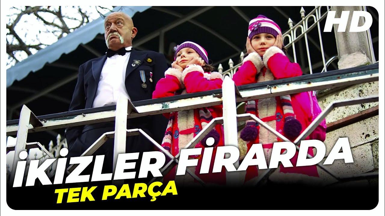İkizler Firarda (2012 - HD)   Türk Filmi Tek Parça (HD)