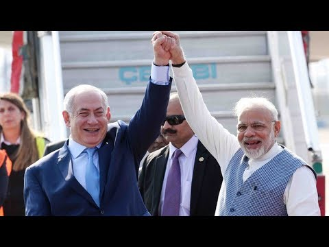 01/18/2018: India, Israel To Strengthen Defense Ties | Refugee Influx To Europe Decreases In 2017