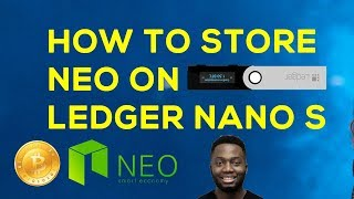 HOW TO STORE NEO ON LEDGER NANO S