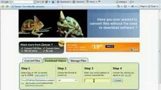 Free Online File Converter