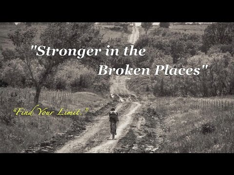 CYCLING ACCIDENT:  Stronger in the Broken Places