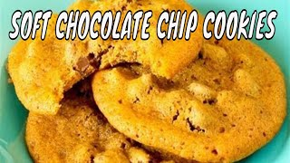 Chocolate chip cookies with molasses