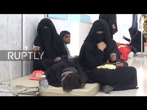 Yemen: Hospital at breaking point as Cholera outbreak hits Sanaa