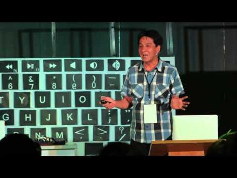 Cultivating an E-learning Culture | Lloyd Espiritu | TEDxDLSU
