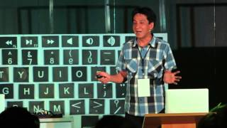Cultivating an E-learning Culture | Lloyd Espiritu | TEDxDLSU