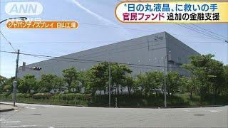 ジャパンディスプレイに官民ファンドが追加支援(19/05/31)