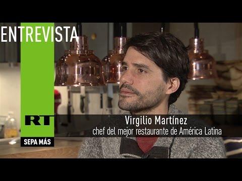 Virgilio Martínez, chef del mejor restaurante de América Latina - Entrevista