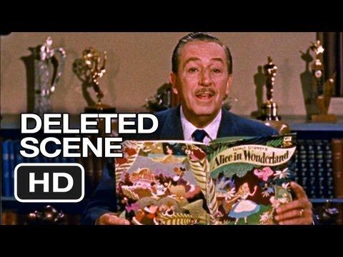 Alice in Wonderland Deleted Scene - Walt Disney Intro (1951) - Disney Animated Movie HD