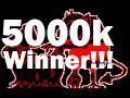 Gamehorder 5,000 Subscriber WINNER Video!