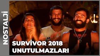 Survivor 2018'in Unutulmazları | Survivor Türkiye