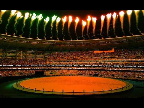 ВИДЕО церемония открытия Олимпиады 2016