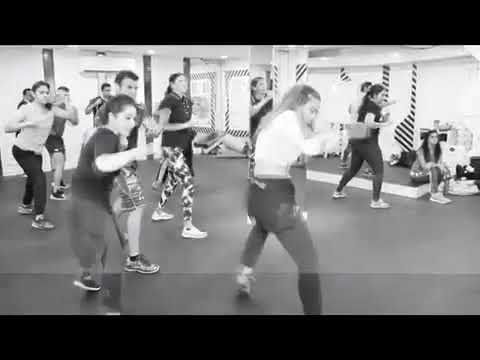Manisha singh  dance fitness