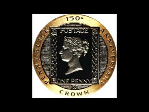 Coins of the Isle of man - Crown of the Isle of man - commemorative coins - numismatics