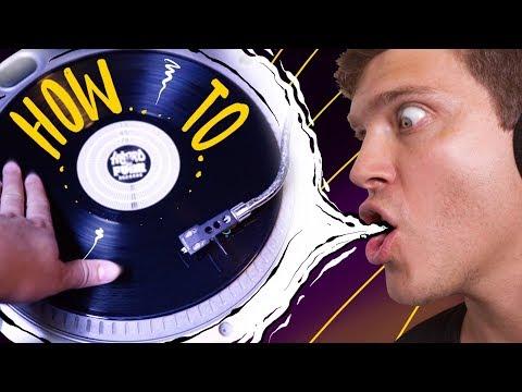 Vocal Scratch like a Pro -Tom Thum (beatbox tutorial)