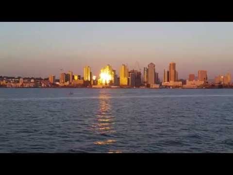 San Diego Bay Skyline