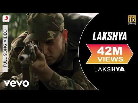 Lakshya  Title Track  Hrithik Roshan