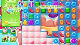 Candy Crush Jelly Saga Level 990 (1 boosters used)