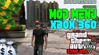 GTA V Online 1.26 - Novo Mod Menu Xbox 360 LT 3.0 | ISO Mods | Dinheiro, Nivel