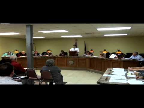 Adair County Fiscal Court Meeting 2-18