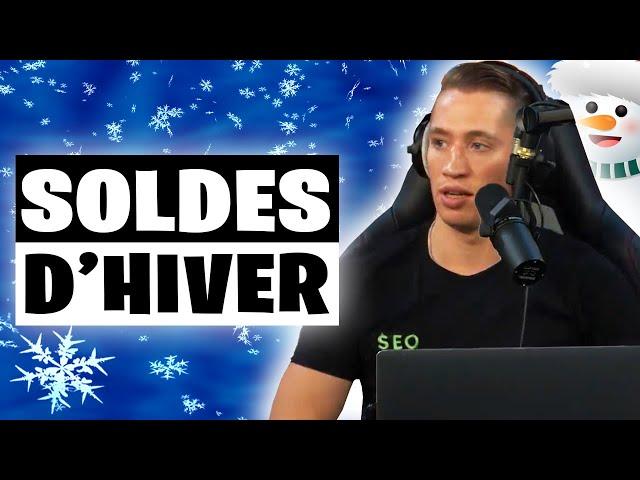 SOLDES D'HIVER & DROPSHIPPING : Comment se Préparer ? (Show #5)