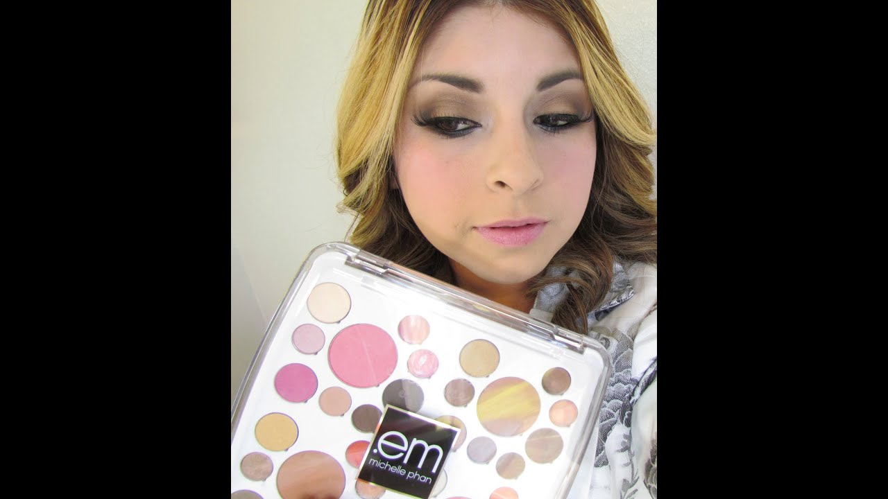 Em Cosmetics by Michelle Phan Review ♥ Beach Life Palette
