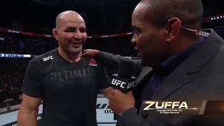 UFC Ванкувер: Гловер Тейшейра - Слова после боя