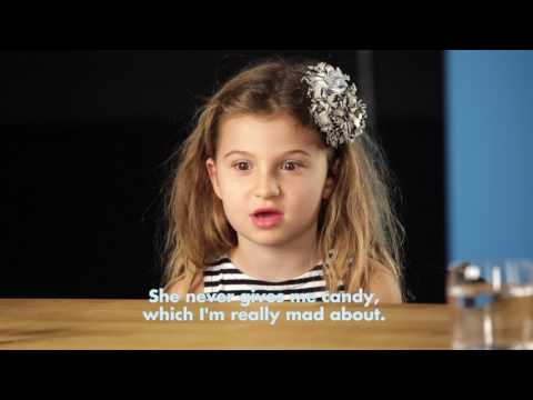QUEST: Kids Try Their Parents' Protein Bars