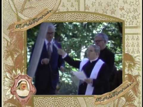 Mother's Memories - 90th Birthday - Blessing of Antenna
