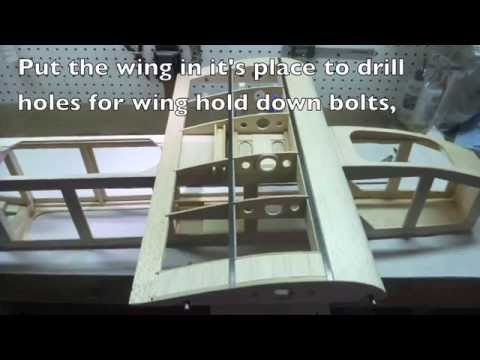 Gemini Version 2 Scratch Build Video / Building an Advanced FPV / UAV Airplane