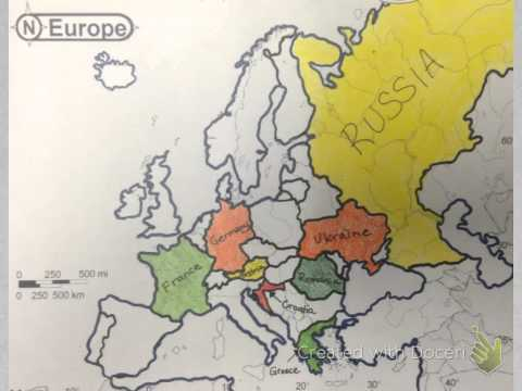 Europe Political Features