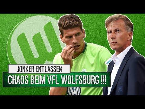 Gründe für Krise des VfL Wolfsburg!