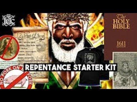 The Israelites:  Real Repentance for Blacks Hispanics and Native Americans