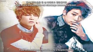 U-KISS - 아픔보다 아픈 (Love Is Painful) [Sub español + Hangul + Rom] + MP3 Download