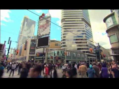Travel Channel 2012 Hot Spots Highlights Trump Toronto