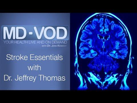 Stroke Essentials With Dr. Jeffrey Thomas