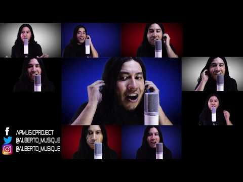 Rockabye Vocal ACAPELLA by AP Music Project