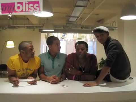 JLS Chat To Mybliss.co.uk
