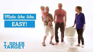 Make Wee Wee Easy! #ToddlerTarget