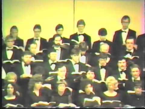Billings Symphony Orchestra 4/1/1984