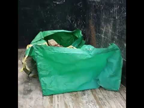 15 Yard Dumpster Versus Bagster Cost And Size Comparison