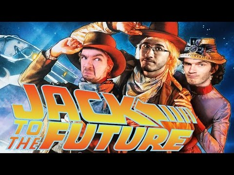 MARK AND FELIX JOIN THE PARTY | Jack To The Future: Fangame #3