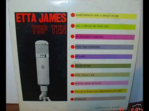 Etta James - Sound Of Love (Bee Gees Cover)