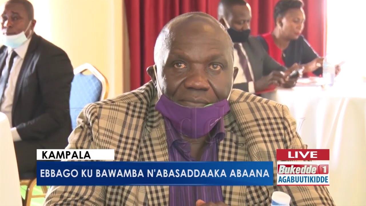 #Agabutikidde:  Ebbago ku bawamba n'abasaddaaka abaana