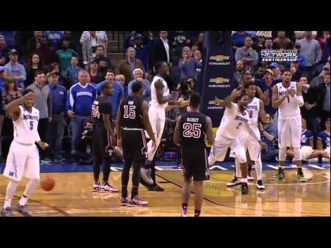 Memphis Basketball: Tigers Defeat Temple Game Highlights
