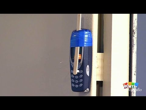 Жить здорово! Сигнализация измобильного телефона.  (07.04.2017)